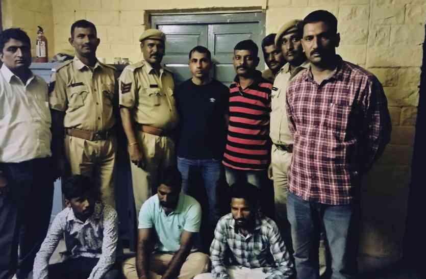 Jaisalmer crime- जैसलमेर में सरे बाजार मनचलों ने किया छात्राओं के साथ यह काम, फिर पुलिस ने किया...