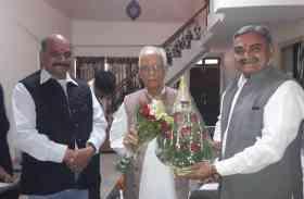 निकाय चुनाव से पहले भाजपा को लगा बड़ा झटका इस कद्दावर नेता ने छोड़ी पार्टी