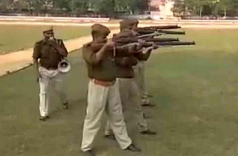 निकाय चुनाव में बलवाइयों से निपटने पुलिस ने की तैयारी, कुछ गड़बड़ की तो...