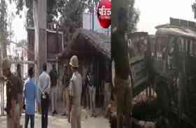 Breaking बाहुबली धनंजय सिंह व सांसद हरिवंश सिंह के समर्थकों के बीच चली गोली, फूंक दिया सांसद का वाहन
