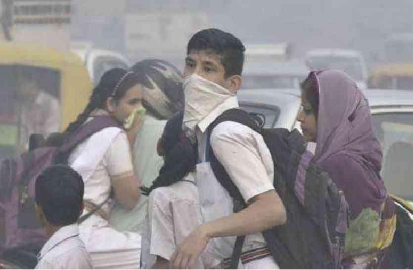 दिल्ली में रहकर जहरीली हवा से बचना है तो बस इतना करें
