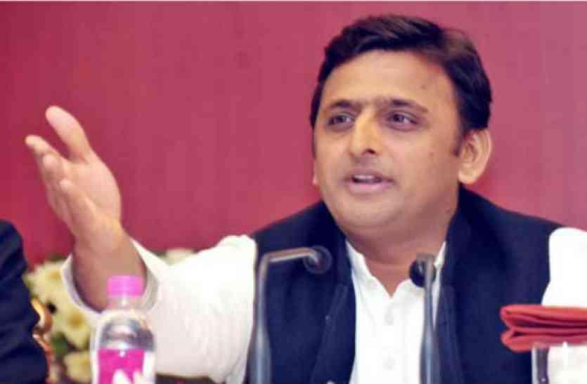 अखिलेश यादव का बड़ा बयान, इस कारण से निकाय चुनाव में हारेगी भाजपा