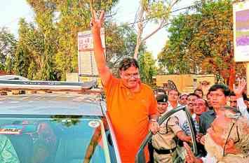 भींडर प्रधान-उपप्रधान का चुनाव...ब्लॉक कांग्रेस अध्यक्ष की पुत्रवधु ने बदला पाला, जनता सेना जीती