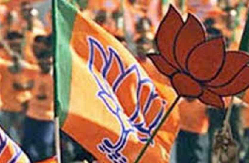 बड़ी खबर: भाजपा मेयर प्रत्याशी पर अचार संहिता उल्लंघन का आरोप, पर्चा निरस्त होने की संभावना