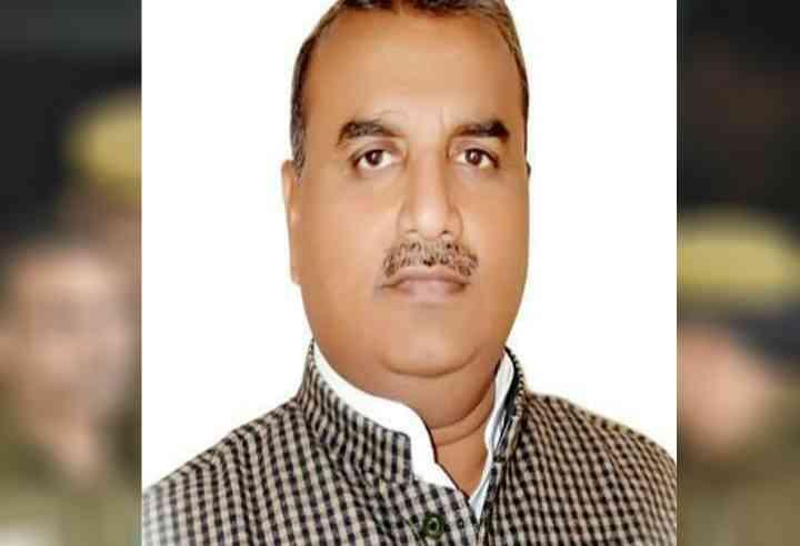 MLA Shailender Yadav Lalai