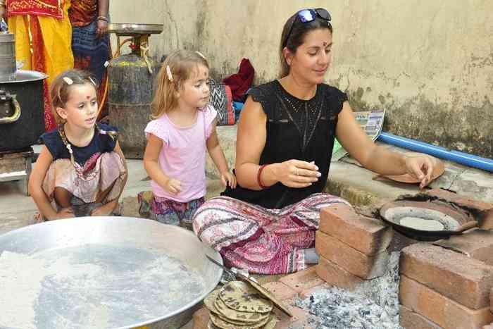 Bundi Festival, Bundi Festival 2017, Foreign Guests at Bundi Festival, Folk Art in Bundi Festival, Culture Festival Bundi Festival, Rajasthan Tourism, Bundi Tourism, Kota Rajasthan Patrika, Kota Latest News, Kota News in Hindi