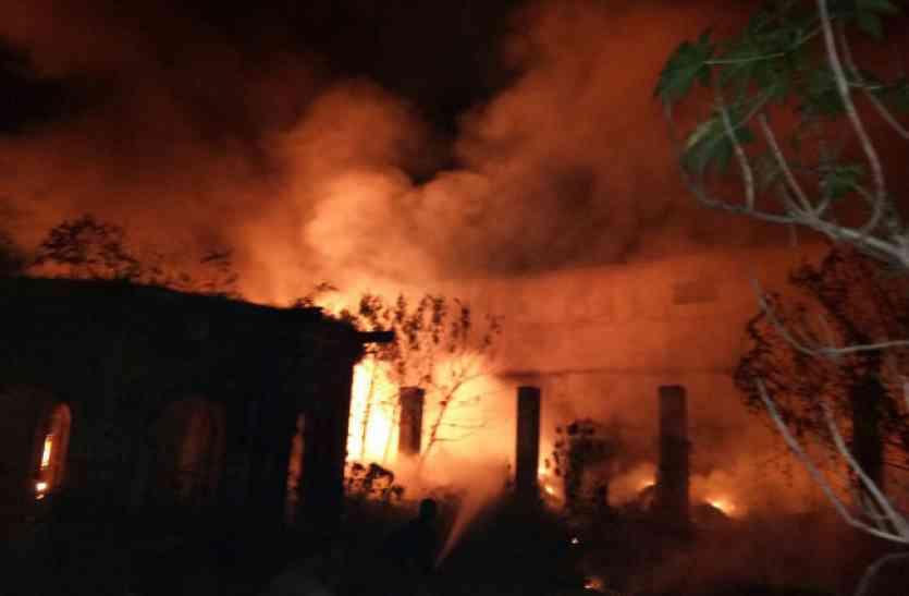 Jabalpur Blast- आधी रात को अचानक धमाके, घंटों दहशत के साएं में रहे लोग, जानिए पूरा मामला
