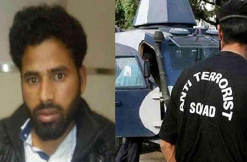 संदिग्ध ISIS आतंकी अबु जैद से पूछताछ के बाद एटीएस ने आजमगढ़ से चार युवकों को उठाया