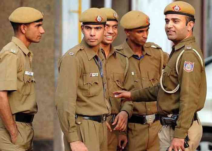UP Police Blue Pant