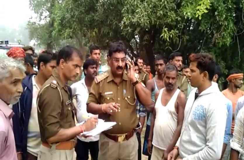 जौनपुर में सपा नेता के दो बेटों को बदमाशों ने मारी गोली, भीड़ पर फेंके बम, 25 बाइक पर आए थे बदमाश
