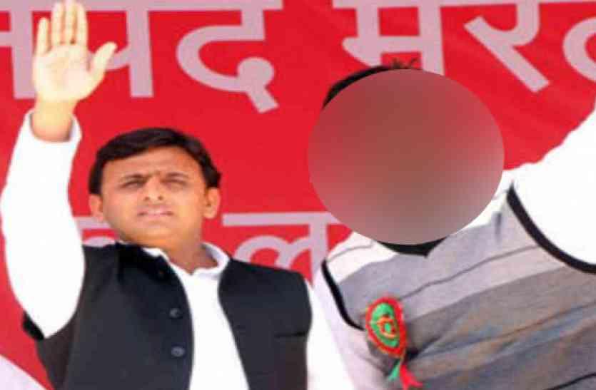 सपा नेता पर गिरी गाज, अखिलेश यादव के करीबी के खिलाफ गैर जमानती वारंट जारी
