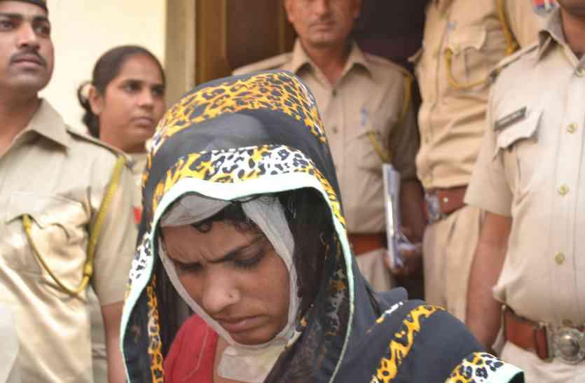 गुस्साई बीवी ने यूं लिया बदला, हथौड़ा मारकर पति का किया काम तमाम