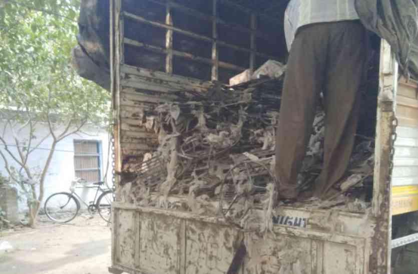पंजाब, हरियाणा को दिया चकमा, यूपी पुलिस की नजरों से नहीं बच पाए तस्कर