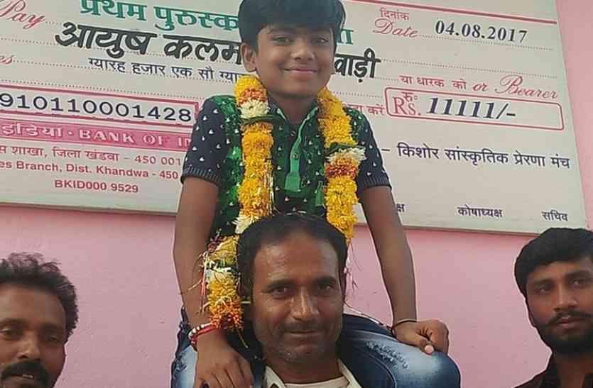 गांव के इस छौरे ने एंड टीवी के वॉयस इंडिया किड्स में सबकी बोलती बंद कर दी