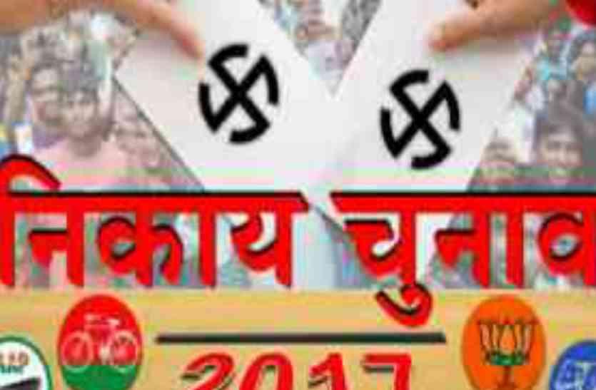 UP Nagar Nikay Chunav 2017 सपा, बसपा और काँग्रेस का बुरा हाल, जानिए क्या हुआ