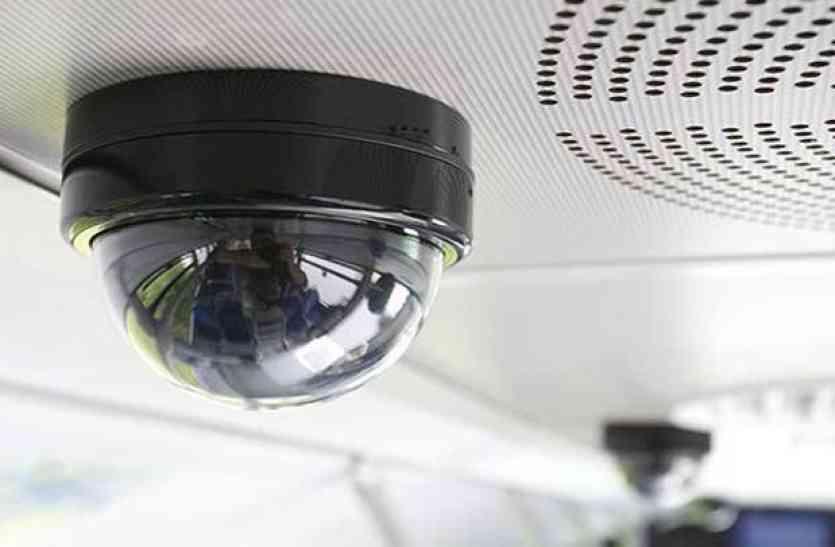 केएसआरटीसी की 80 प्रतिशत बसों में सीसीटीवी कैमरे
