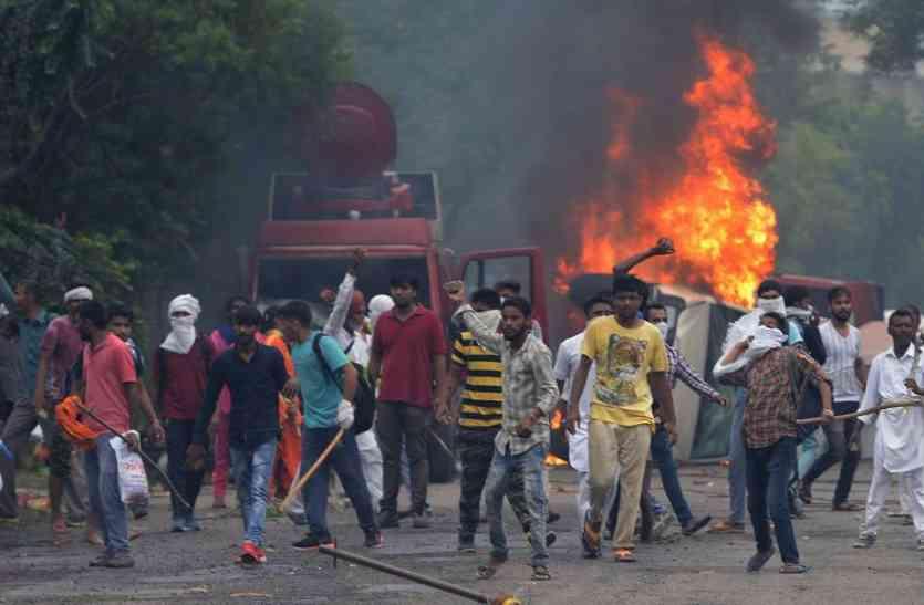 डेरा प्रकरण:दहशत फैलाने के आरोपी डेरा मुखी के 6 सुरक्षा कर्मियों के खिलाफ चालान पेश