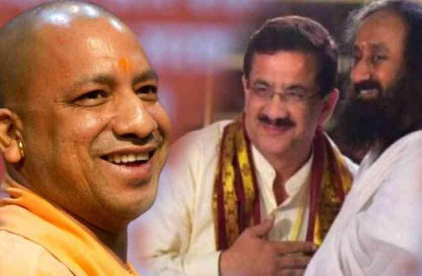 राम मंदिर विवाद के हल में नही है देर शिया वक्फ बोर्ड और सीएम योगी के बीच हुई अहम बातचीत