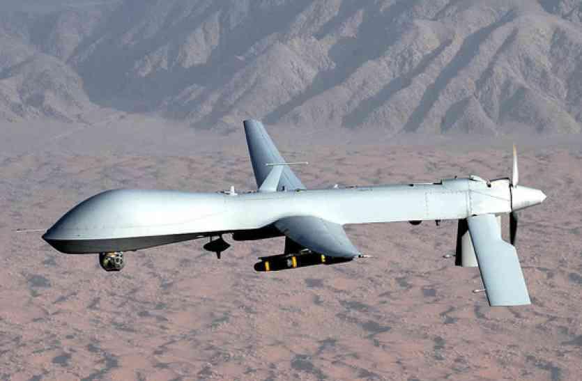 सीमा पर घुसपैठ की साजिश को नाकाम करने के लिए 600 ड्रोन करेंगे निगरानी
