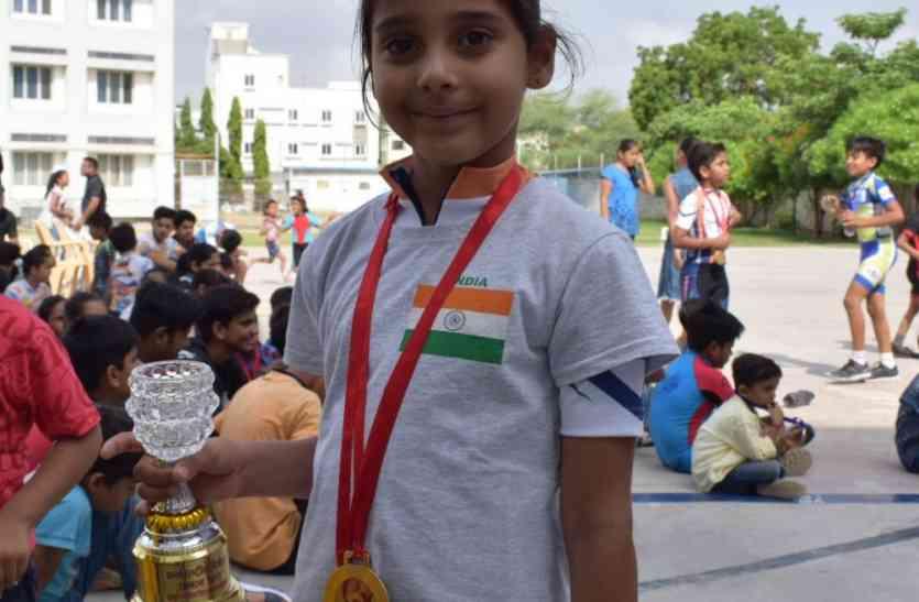 video: राजस्थान की इस नन्ही बेटी को राष्ट्र्र्र्पति करेंगे पुरस्कृत,  बाल दिवस पर मिलेगा सम्मान