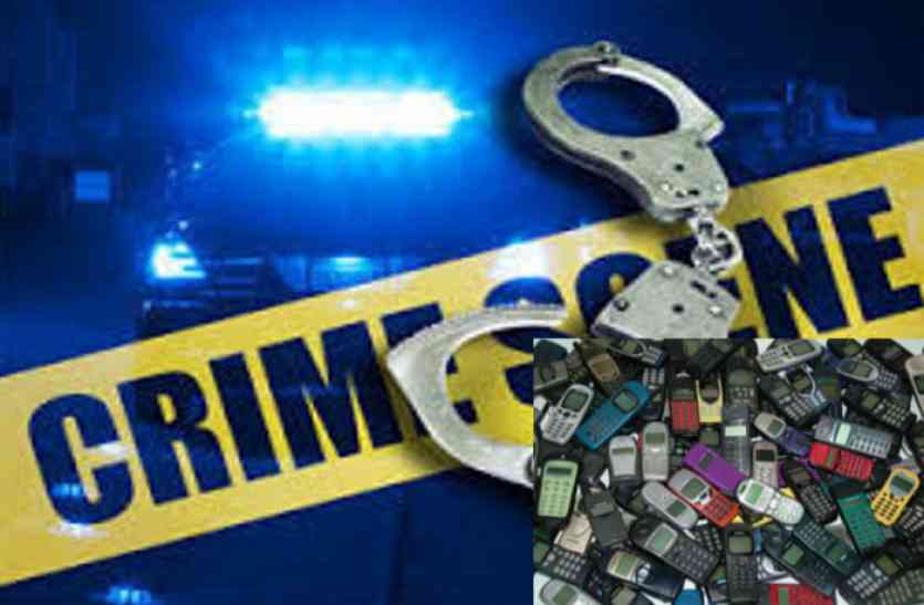 युवक ने जीजा के साथ मिलकर पहले चुराए 6 लाख के मोबाइल फोन, फिर एक गलती ने भेजा सलाखों के पीछे
