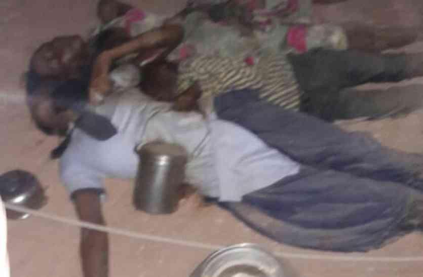 घर पर मां का इंतजार करता रहा दूध पीता बच्चा, गांव में छा गया मातम..