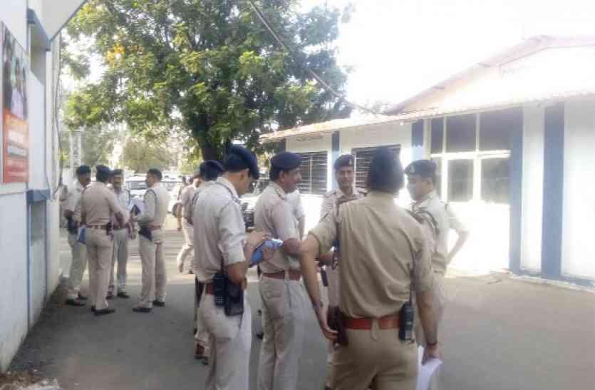 एसपी ने थानेदारों से मांगी अपराध स्थल की सूची, कहा क्षेत्र में लगाते रहे गश्त