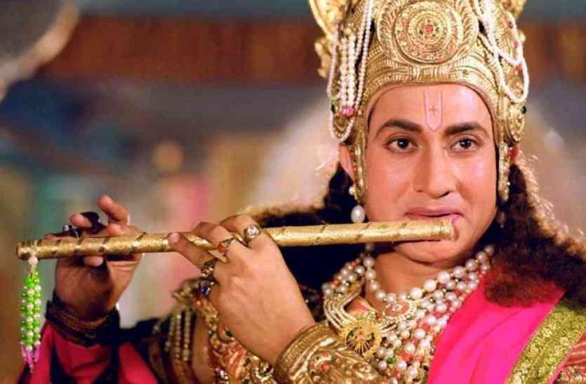 श्री कृष्ण बन कर किया करोड़ों दिलों पर राज, आज अपना घर चलाने के लिए करते हैं ऐसा काम