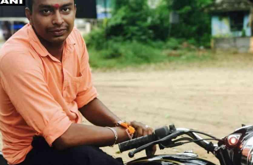 केरल में एक और RSS कार्यकर्ता की हत्या, CPM पर आरोप