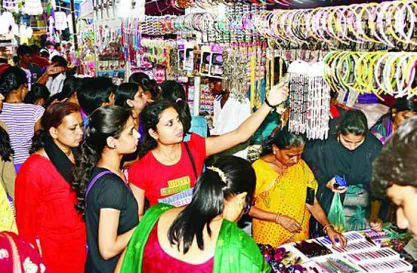 PATRIKA MEGA TRADE FAIR @ UDAIPUR : खरीदारी और मनोरंजन का महामेला शुरू,फतह स्कूल ग्राउण्ड पर 19 नवम्बर तक चलेगा मेला