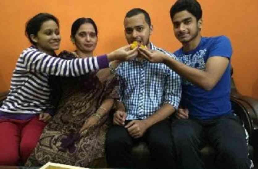 बिहार के छोटे से गांव से निकल इसरो की परीक्षा के टॉपर बने रजत कुमार-देखें वीडियो