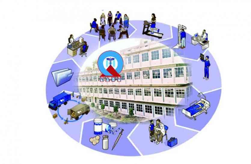 दो साल में 25 करोड़ खर्च करने के बाद भी सेक्टर 9 अस्पताल से छिन गई प्री-एनएबीएच की मान्यता