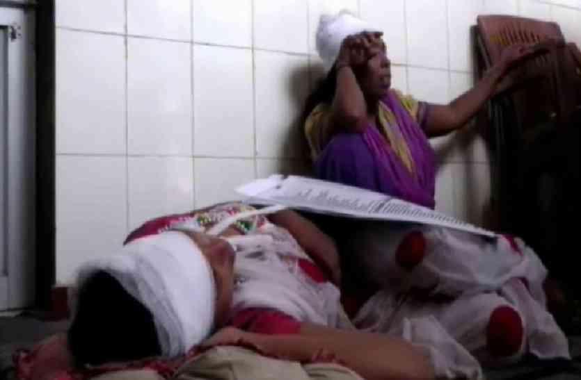 रेलमंत्री जी ट्रेन में महिलाएं असुरक्षित, शोहदों के चलते मां-बेटी ने छलांग लगा दी