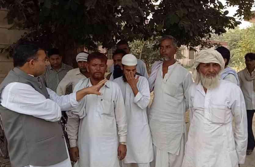 एक और पहलू कांड: अलवर में दो मुस्लिम गोपालकों पर हमला, एक की मौत