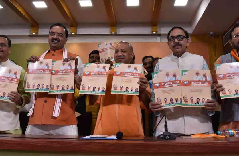 BJP ने निकाय चुनाव में गौ-पालन केंद्र खोलने का किया वादा, परिणाम गोबर रहने के आए संकेत