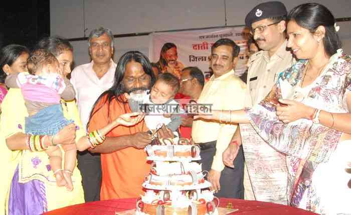 Celebration of daughters in Pali