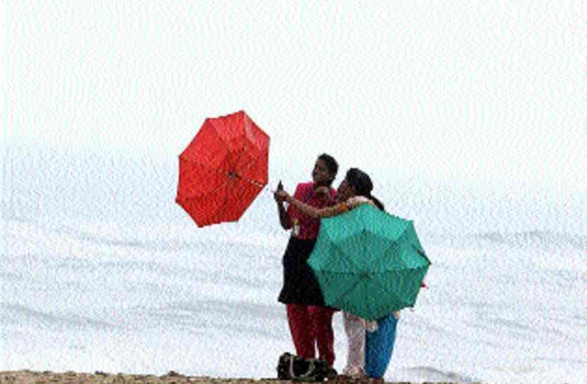 राज्य में फिर मूसलाधार बारिश