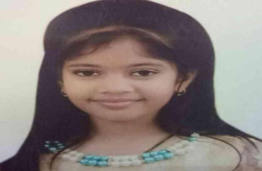 9 साल की आद्रिका देगी बेटी बचाओ-बेटी पढ़ाओ का संदेश