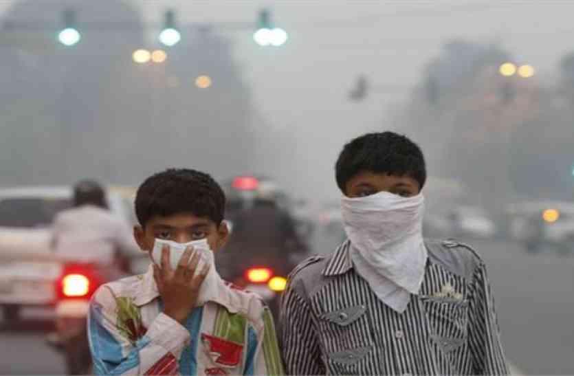 सावधान! छत्तीसगढ़ की हवा में घुला जहर, फैला रहा है बीमारियां