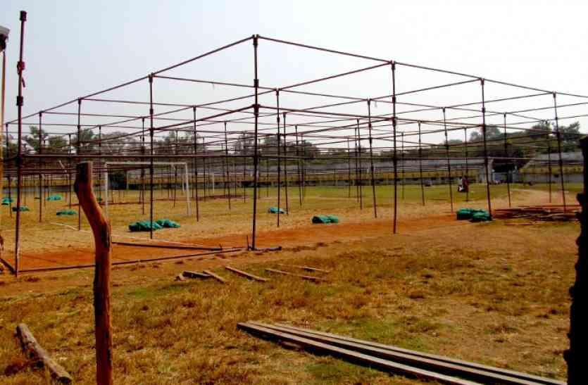 सुआ नृत्य और बाल दिवस के कारण स्टेडियम से छिन गई बीसीसीआई क्रिकेट मैच की मेजबानी