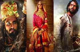 पद्मावती ही नहीं रामलीला के लिए भी भंसाली ने चुना था राजस्थान.. इस शहर में बसाया था गुजरात..