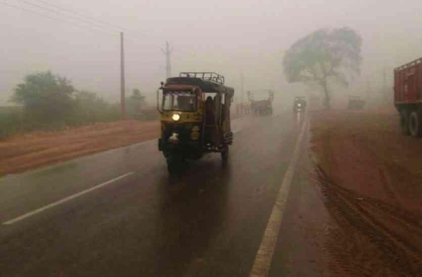 Video: श्रीगंगानगर में बूंदाबांदी, मावठ की संभावना