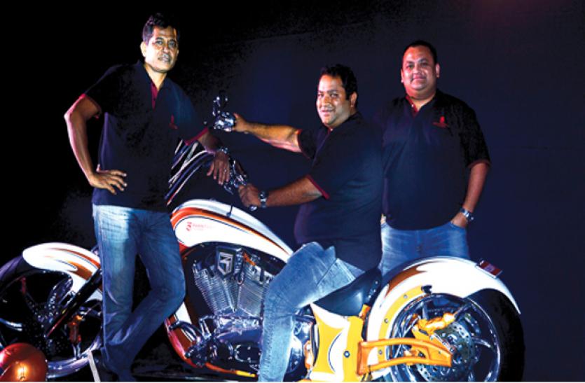 अवंतुरा ने भारत में लॉन्च की 2000cc इंजन वाली दो चॉपर्स बाइक, कीमत जान उड़ जाएंगे होश