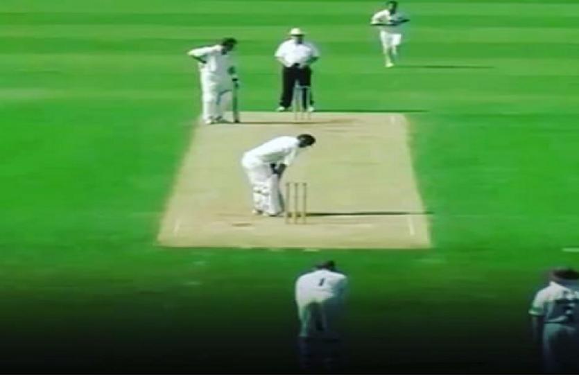 क्रिकेट इतिहास में पहली बार किसी बल्लेबाज को इस तरह से दिया गया आउट, युवराज ने शेयर किया अजीबोगरीब वीडियो
