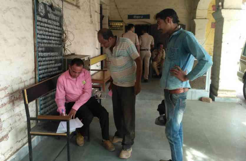 पुसौर पुलिस की आज-कल से परेशान पीडि़त पहुंचा रायगढ़, एसपी के समक्ष छलका दर्द, पढि़ए खबर...