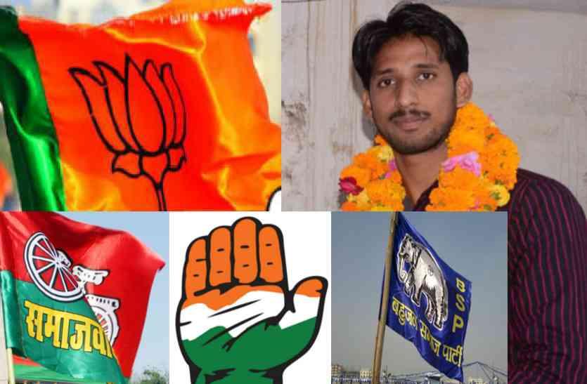 इसनेता नेसपा-बसपा-भाजपा और कांग्रेस को दी पटखनी,चुनाव से पहले ही अपनी सीट पर किया कब्जा