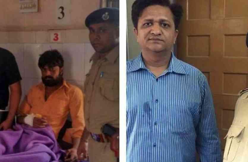 साध्वी जयश्रीगिरि के शागिर्दो के साथ हुई झगड़़े में दो आरोपी गिरफ्तार