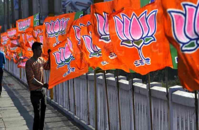 कमल को धार देने के लिए आ रहे मुख्यमंत्री, भगवा रंग में मंच पर मौजूद रहेंगे प्रत्याशी