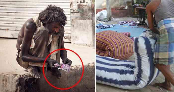 beggar become billionaire overnight