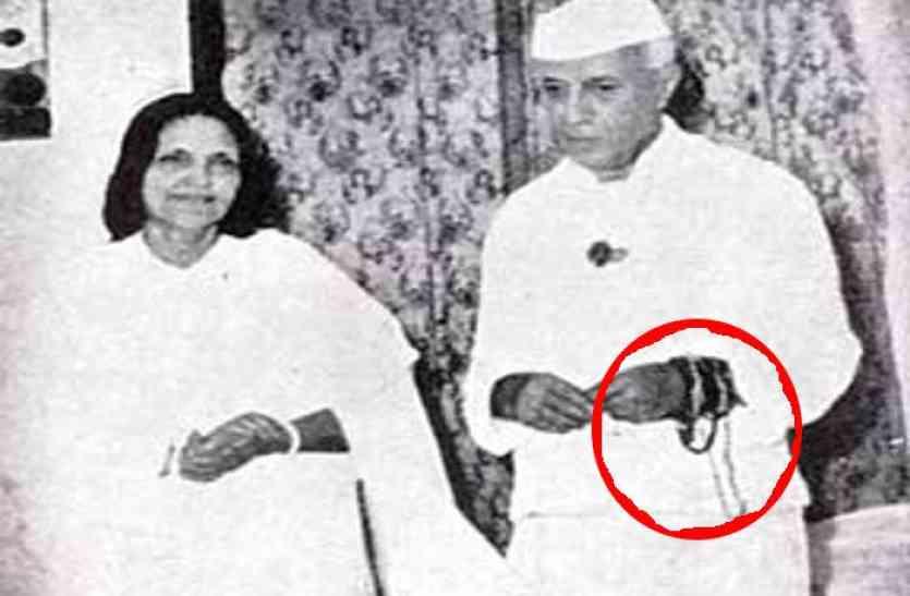 जवाहर लाल नेहरू ने खुद ही कर दी थी अपनी मौत की भविष्यवाणी, हाथ में माला लेकर करते थे ये काम